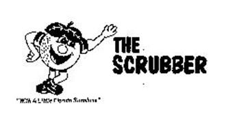 """THE SCRUBBER """"WITH A LITTLE FLORIDA SUNSHINE"""""""