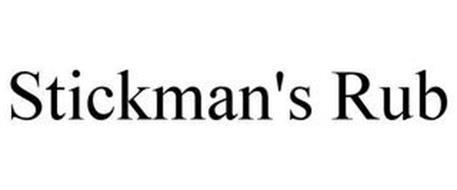 STICKMAN'S RUB