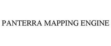 PANTERRA MAPPING ENGINE