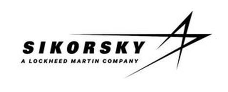 SIKORSKY A LOCKHEED MARTIN COMPANY