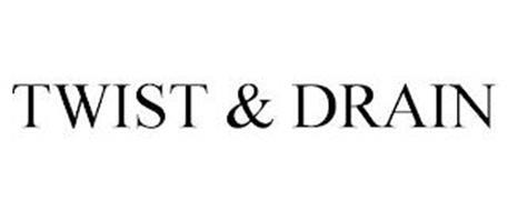 TWIST & DRAIN