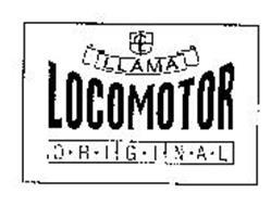 LLAMA LOCOMOTOR ORIGINAL
