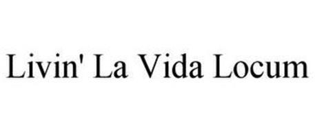 LIVIN' LA VIDA LOCUM