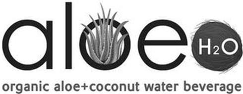 ALOE H2O ORGANIC ALOE + COCONUT WATER BEVERAGE