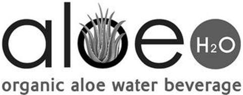 ALOE H2O ORGANIC ALOE WATER BEVERAGE