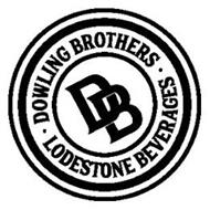 · DOWLING BROTHERS · DB LODESTONE BEVERAGES