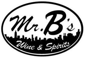 MR. B'S WINE & SPIRITS