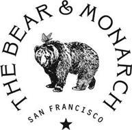 THE BEAR & MONARCH SAN FRANCISCO