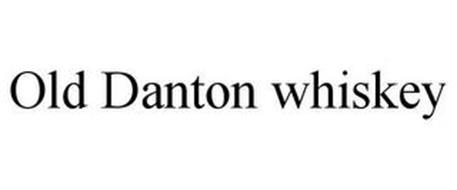 OLD DANTON WHISKEY