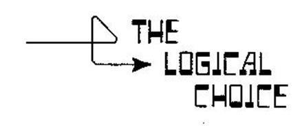THE LOGICAL CHOICE
