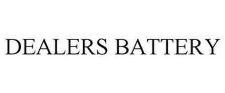 DEALERS BATTERY