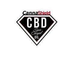 CANNASHIELD CBD SUPER CHARGED OIL