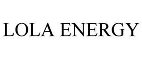 LOLA ENERGY