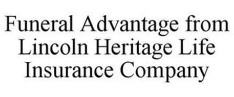 FUNERAL ADVANTAGE FROM LINCOLN HERITAGELIFE INSURANCE COMPANY