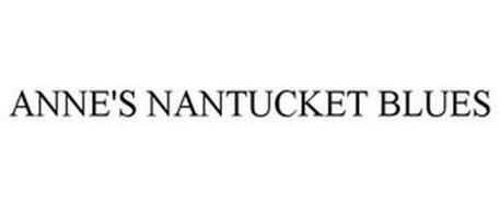 ANNE'S NANTUCKET BLUES