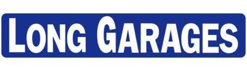 LONG GARAGES