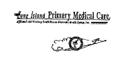 LONG ISLAND PRIMARY MEDICAL CARE AFFILIATED WITH WINTHROP-SOUTH NASSAU UNIVERSITY HEALTH SYSTEM, INC.
