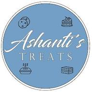 ASHANTI'S TREATS