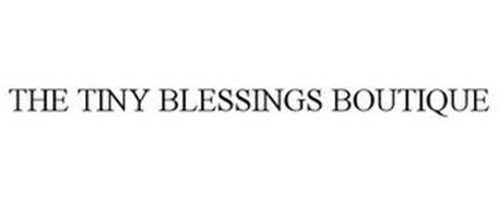 THE TINY BLESSINGS BOUTIQUE