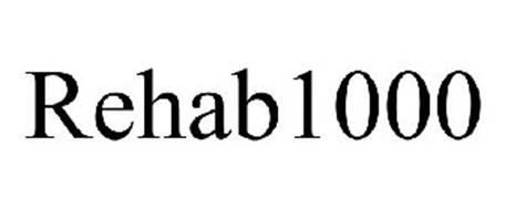 REHAB 1000