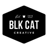 EST. 2016 BLK CAT CREATIVE