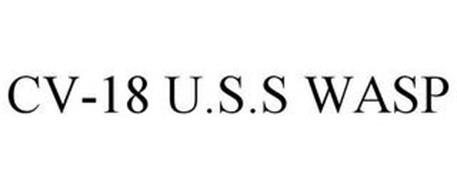 CV-18 U.S.S WASP