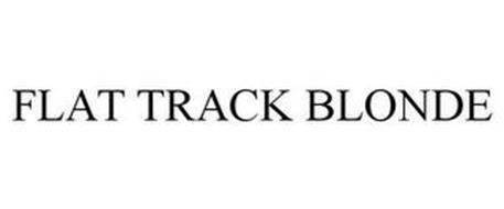 FLAT TRACK BLONDE