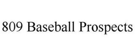 809 BASEBALL PROSPECTS