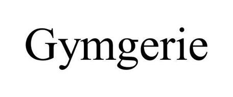 GYMGERIE