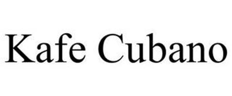 KAFE CUBANO