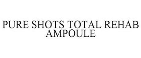 PURE SHOTS TOTAL REHAB AMPOULE