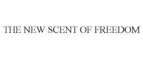 THE NEW SCENT OF FREEDOM