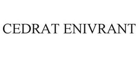 CEDRAT ENIVRANT
