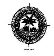 LORD HOWE ISLAND KENTIA PALMS