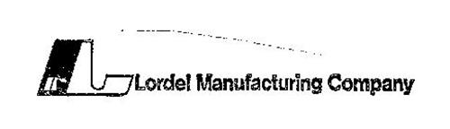R L LORDEL MANUFACTURING COMPANY