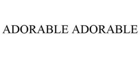 ADORABLE ADORABLE