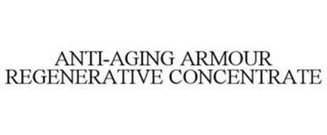 ANTI-AGING ARMOUR REGENERATIVE CONCENTRATE