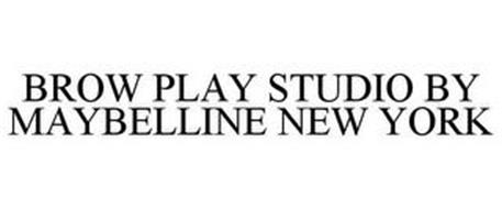 BROW PLAY STUDIO BY MAYBELLINE NEW YORK