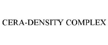 CERA-DENSITY COMPLEX