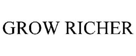 GROW RICHER