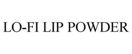 LO-FI LIP POWDER