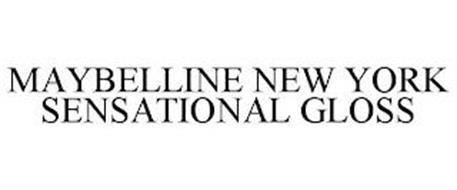 MAYBELLINE NEW YORK SENSATIONAL GLOSS