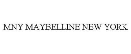 MNY MAYBELLINE NEW YORK