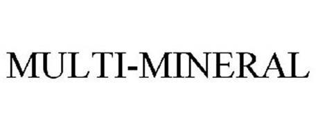 MULTI-MINERAL