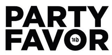 PARTY FAVOR UD