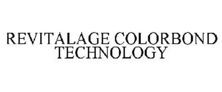 REVITALAGE COLORBOND TECHNOLOGY