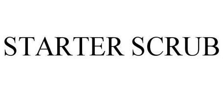 STARTER SCRUB