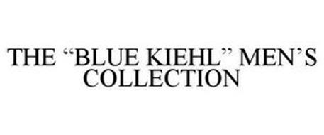 "THE ""BLUE KIEHL"" MEN'S COLLECTION"