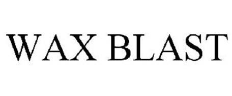 WAX BLAST
