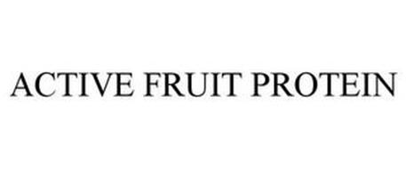 ACTIVE FRUIT PROTEIN